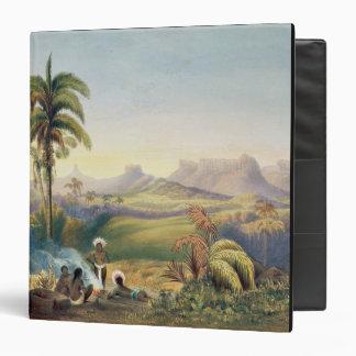 Roraima, a Remarkable Range of Sandstone Mountains Vinyl Binders