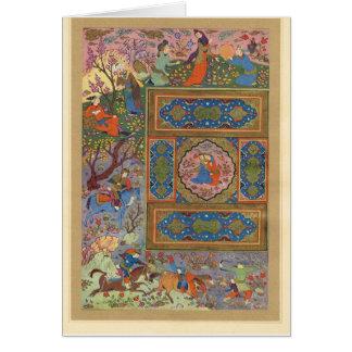 rOriental Manuscript Japan, 16th century Cards