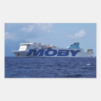 RoRo Passenger Ferry Maria Grazia On Sticker