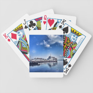 RoRo Travels in The hidden Island  of Philippines Bicycle Playing Cards