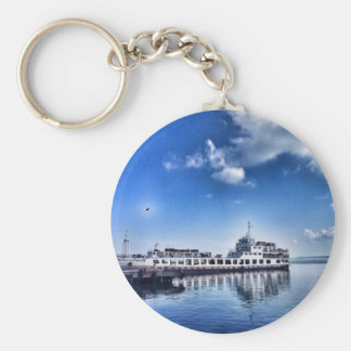 RoRo Travels in The hidden Island  of Philippines Keychain