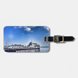 RoRo Travels in The hidden Island  of Philippines Luggage Tag
