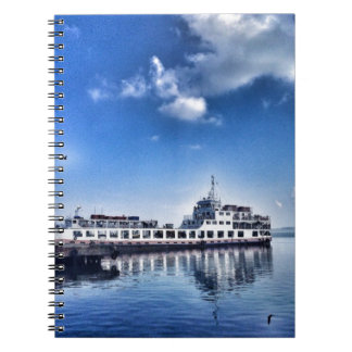 RoRo Travels in The hidden Island  of Philippines Notebook