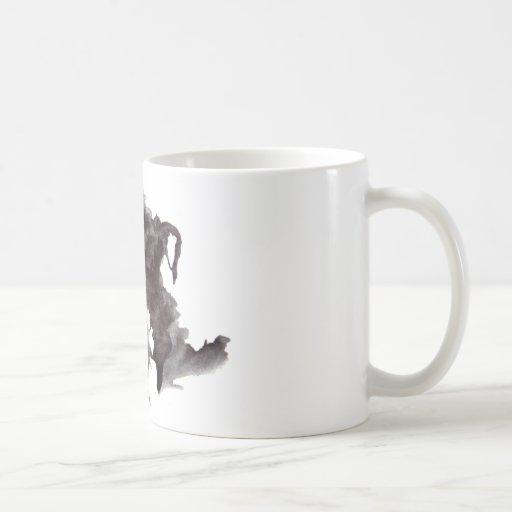 Rorschach Blot 4 Coffee Mug