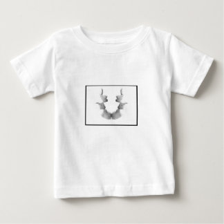 Rorschach Inkblot 7.0 Baby T-Shirt
