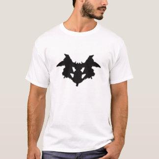 rorschach inkblot T-Shirt