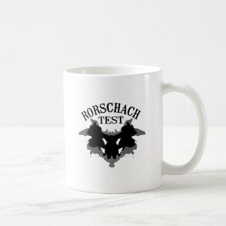Rorschach Test Basic White Mug