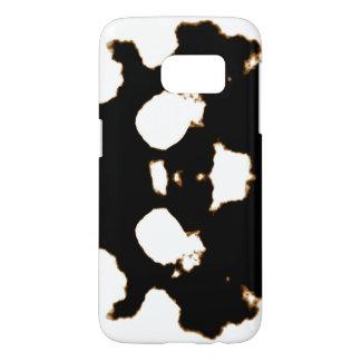 Rorschach Test of an Ink Blot Card Samsung Galaxy S7 Case