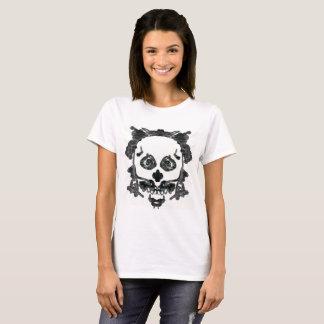 Rorshach Skull Inkblot T-Shirt