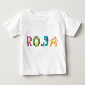 Rosa Baby T-Shirt