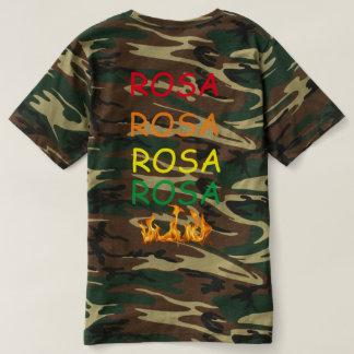 rosA CAMO T-shirt