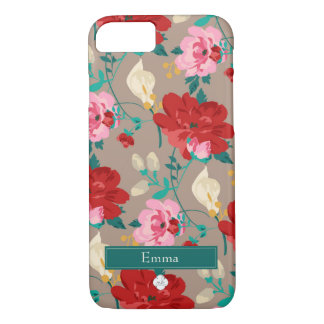 Rosa Chic iPhone 7 Case