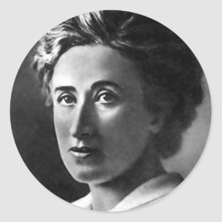 Rosa Luxemburg Stickers
