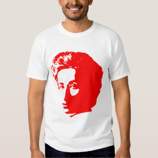 Rosa Luxemburg w/ quote T-shirts