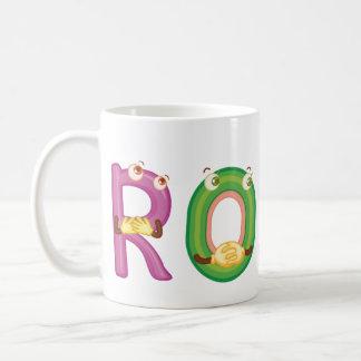 Rosa Mug