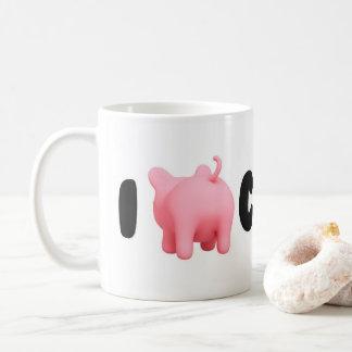 Rosa the Pig I Rosa Coffee mosquito Coffee Mug