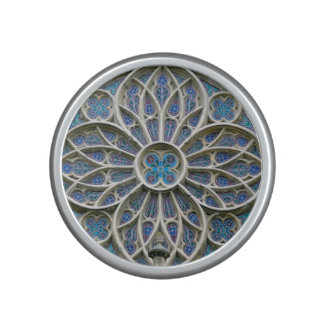 Rosace Gothic vrsac church rosette serbia cathedra Speaker