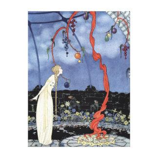 Rosalie by Virginia Frances Sterrett Canvas Print