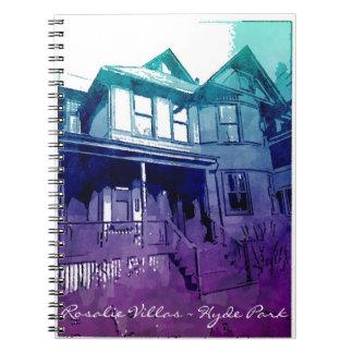 Rosalie Villas Journal