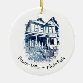 Rosalie Villas Ornament