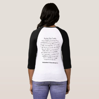 Rosalind Elsie Franklin T-Shirt