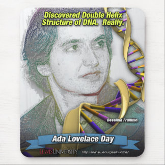 Rosalind Franklin Mousepad