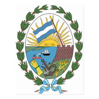 Rosario, Argentina Postcard