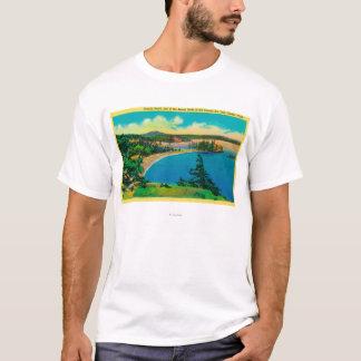 Rosario Beach in San Juan Islands, Washington T-Shirt