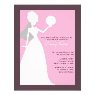 Rosario {pink} Bridal Shower Invitations