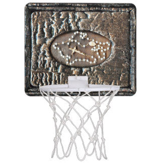 Rosary Mini Basketball Hoop