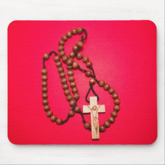 Rosary Mouse Pad