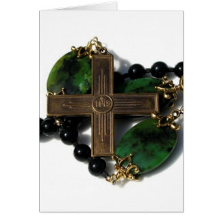 Rosary Note Card