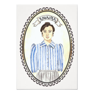 Rosaura from Like Water For Chocolate Card