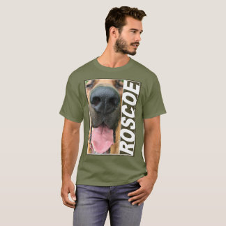 Roscoe Close-Up T-Shirt