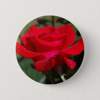 Rose03 2 Inch Round Button