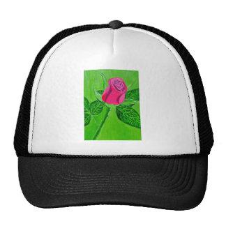 Rose 1a trucker hat