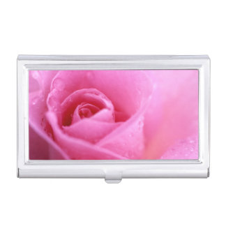 Rose #7 business card holder