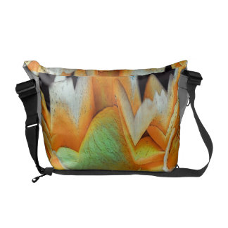 Rose Abstract Commuter Bags