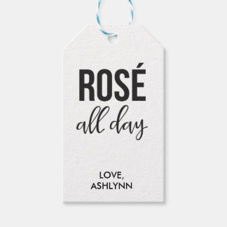 Rose All Day Gift Tags Pack Of Gift Tags