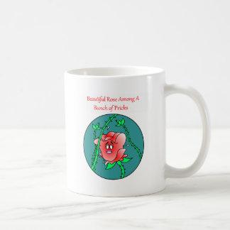 Rose Among Thorns Mug