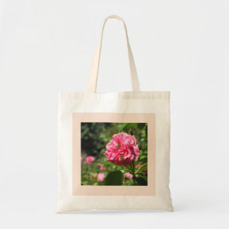 Rose and Bees Tote Bag