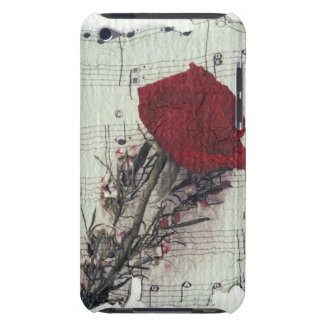 <Rose and Music> par Kim Koza 2 Coque Case-Mate iPod Touch