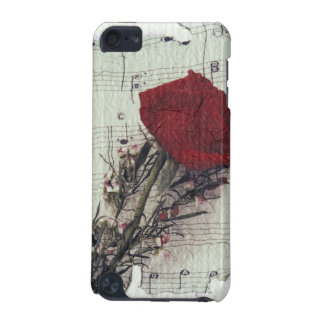 <Rose and Music> par Kim Koza 2 Coque iPod Touch 5G