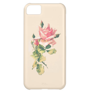 Rose and Rosebud iPhone 5C Covers