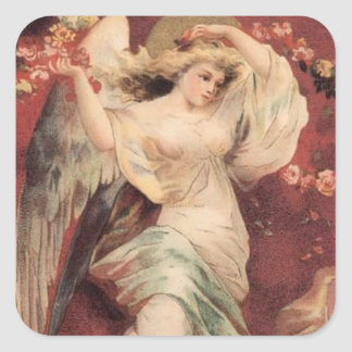 Rose Angel - Sticker
