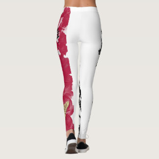 Rose Angels-Original Design Leggings