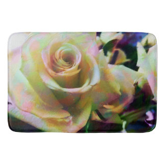 Rose Art Bath Mat
