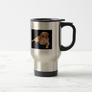 Rose At Your Service Travel Mug