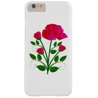 Rose Barely There iPhone 6 Plus Case