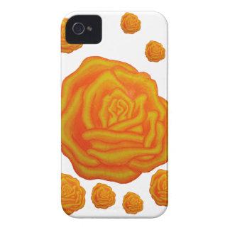 Rose Blackberry Case-Mate Case iPhone 4 Cover